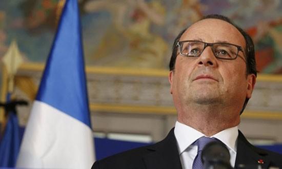 Francois Hollande - Tổng thống bình dân của nước Pháp - ảnh 1