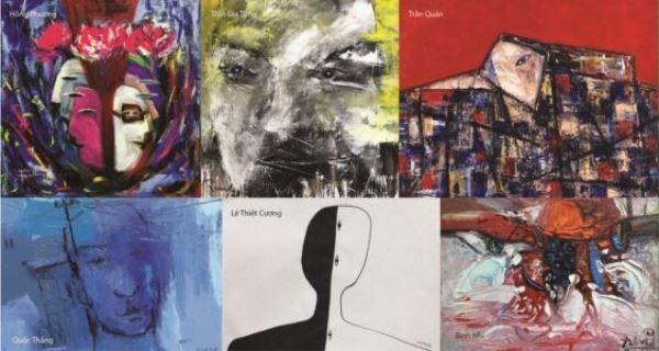 'Mặt nạ, mặt': Nơi các nghệ sỹ tự họa thế giới tinh thần - ảnh 1
