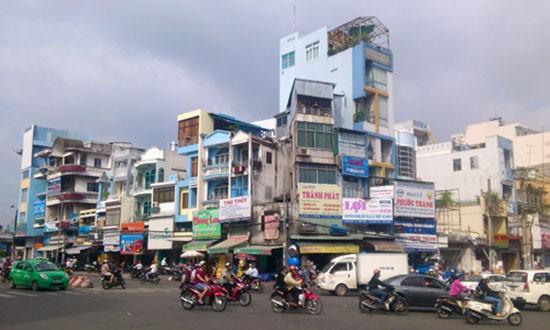 Người giàu Sài Gòn săn nhà mặt phố làm kênh trú ẩn an toàn - ảnh 1