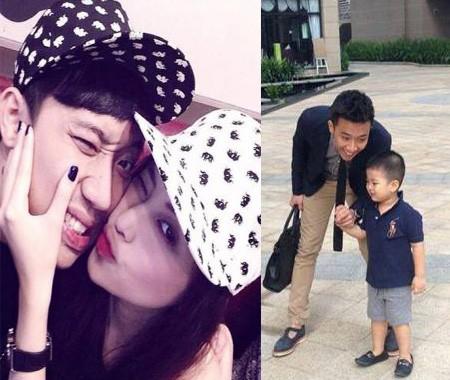 Bạn gái cũ Trấn Thành từng kết hôn và có con trai - anh 3