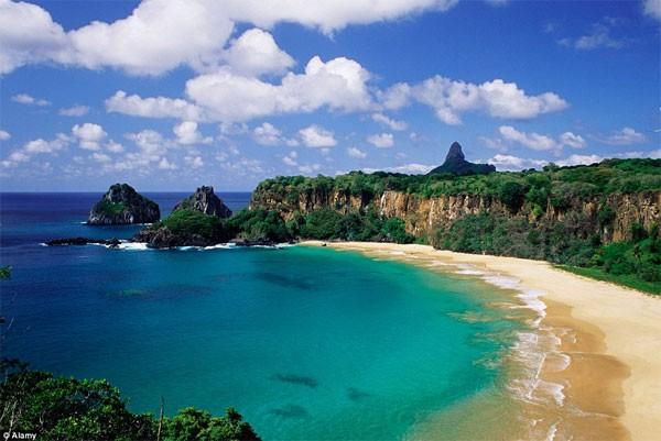Đã mắt ngắm 10 bãi biển đẹp nhất thế giới - anh 1