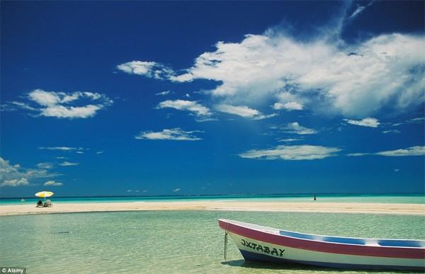 Đã mắt ngắm 10 bãi biển đẹp nhất thế giới - anh 10