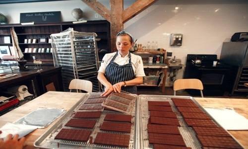 8 cửa hàng sô cô la ngon nhất thế giới - anh 4