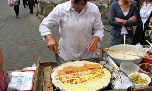 Chọn món ăn đường phố ngon tuyệt khi đến Thượng Hải - anh 6
