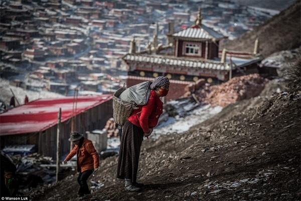Học viện Phật giáo: 40.000 tăng ni không được xem tivi - anh 12