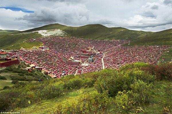Học viện Phật giáo: 40.000 tăng ni không được xem tivi - anh 14