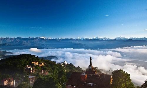 Ngắm những địa danh tuyệt đẹp ở Nepal trước khi có trận động đất xảy ra - anh 2