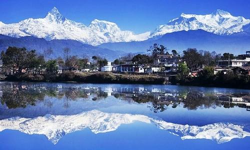 Ngắm những địa danh tuyệt đẹp ở Nepal trước khi có trận động đất xảy ra - anh 3