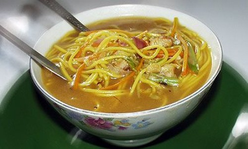 Thưởng thức những món ăn đặc sản vùng Nepal - anh 2