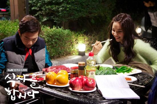 """""""Phát sốt"""" với những món ăn nức tiếng trong phim Hàn - anh 3"""