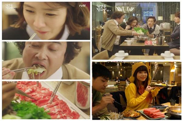 """""""Phát sốt"""" với những món ăn nức tiếng trong phim Hàn - anh 4"""
