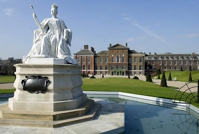 Thăm cung điện Kensington - nơi tiểu công chúa nước Anh sẽ lớn lên - anh 4