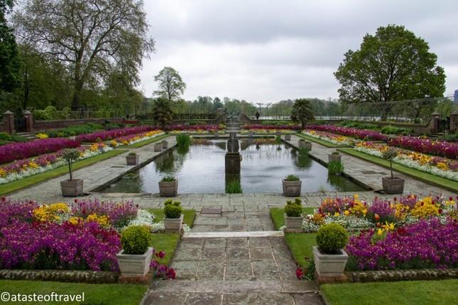 Thăm cung điện Kensington - nơi tiểu công chúa nước Anh sẽ lớn lên - anh 5