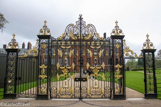 Thăm cung điện Kensington - nơi tiểu công chúa nước Anh sẽ lớn lên - anh 3