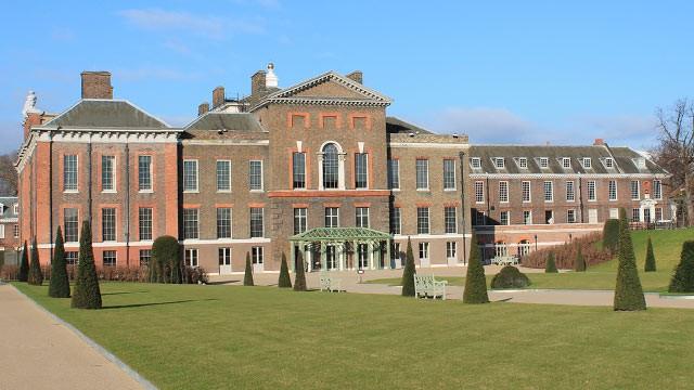 Thăm cung điện Kensington - nơi tiểu công chúa nước Anh sẽ lớn lên - anh 1