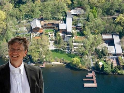 Điều không phải ai cũng biết về nơi ở của Bill Gates và những tỷ phú giàu nhất trên thế giới - anh 2