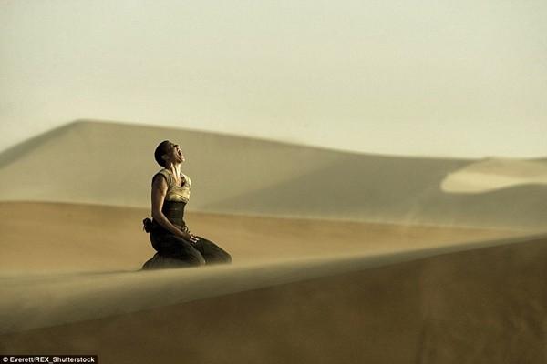 Chiêm ngưỡng điểm quay phim tuyệt đẹp của 'Mad Max: Fury Road' - anh 6