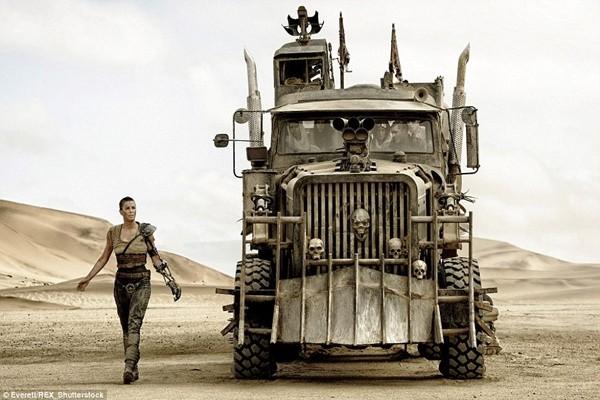 Chiêm ngưỡng điểm quay phim tuyệt đẹp của 'Mad Max: Fury Road' - anh 10