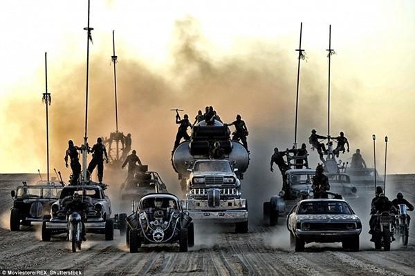 Chiêm ngưỡng điểm quay phim tuyệt đẹp của 'Mad Max: Fury Road' - anh 11