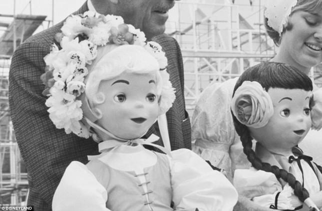Disneyland tung những hình ảnh hiếm hoi vào dịp sinh nhật 60 năm - anh 7