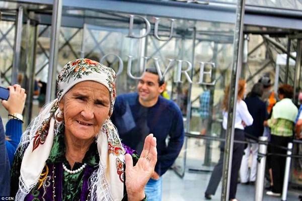 Cụ bà 80 tuổi ngao du khắp thế giới - anh 11