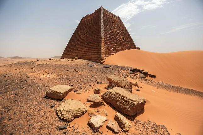 Khám phá quần thể kim tự tháp tuyệt đẹp ít người biết - anh 3