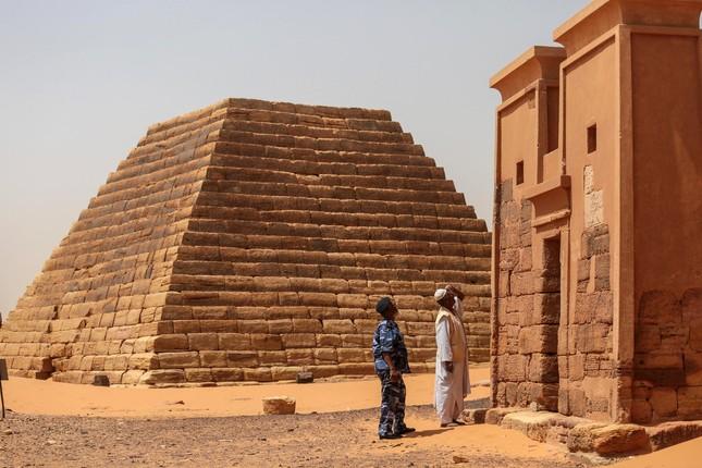 Khám phá quần thể kim tự tháp tuyệt đẹp ít người biết - anh 4