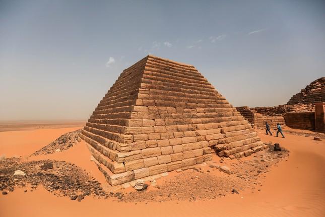 Khám phá quần thể kim tự tháp tuyệt đẹp ít người biết - anh 6