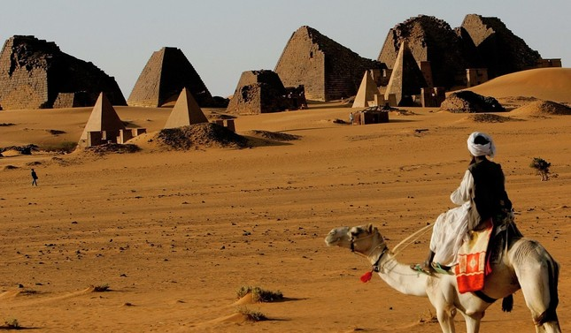 Khám phá quần thể kim tự tháp tuyệt đẹp ít người biết - anh 8