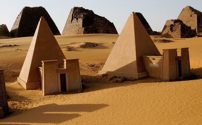 Khám phá quần thể kim tự tháp tuyệt đẹp ít người biết - anh 9