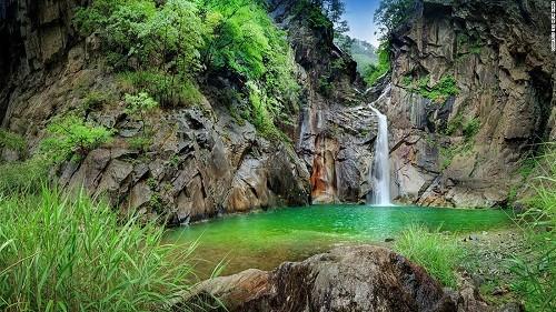 15 cảnh đẹp mê hồn ở Hàn Quốc - anh 1
