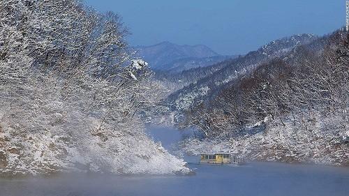 15 cảnh đẹp mê hồn ở Hàn Quốc - anh 7