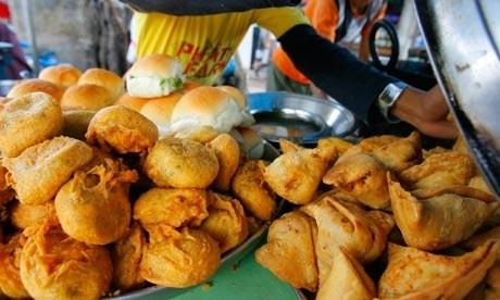 Thưởng thức những món ăn đường phố ở Mumbai - anh 1