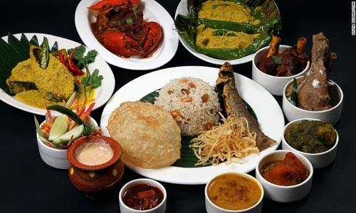 Ăn gì khi đến với khu du lịch Kolkata, Ấn Độ - anh 1