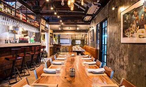 Mục sở thị những nhà hàng tốt nhất Thái Lan hiện nay - anh 5
