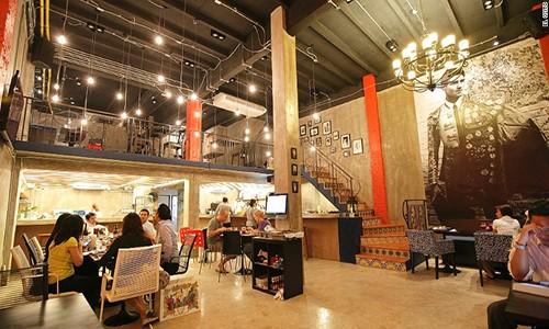 Mục sở thị những nhà hàng tốt nhất Thái Lan hiện nay - anh 3