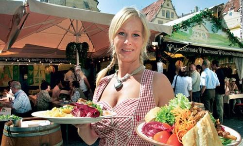 Những lễ hội ẩm thực mùa hè hấp dẫn nhất châu Âu - anh 4