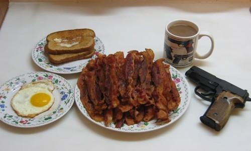 """""""Soi"""" những món ăn sáng trên toàn thế giới - anh 2"""