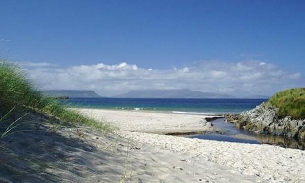 Top những bãi biển thanh vắng tuyệt đẹp ở nước Anh - anh 1
