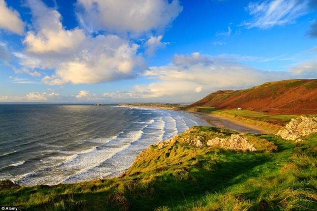 Top những bãi biển thanh vắng tuyệt đẹp ở nước Anh - anh 2