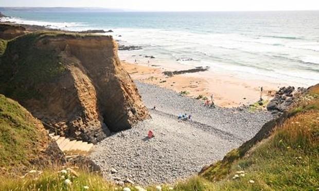Top những bãi biển thanh vắng tuyệt đẹp ở nước Anh - anh 5