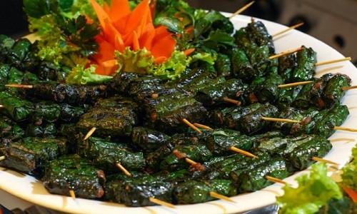 Bò nướng lá lốt - món ngon Việt mới được vinh danh - anh 1