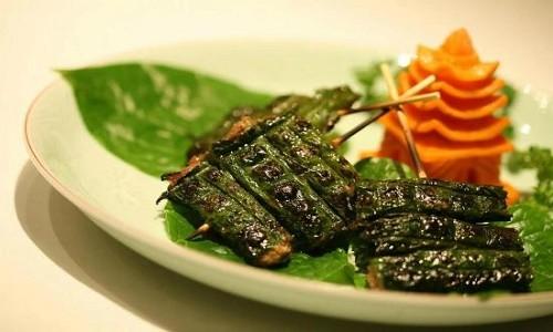 Bò nướng lá lốt - món ngon Việt mới được vinh danh - anh 4