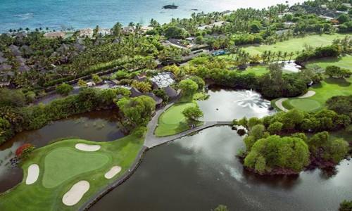 8 khu du lịch có sân chơi golf lý tưởng nhất Châu Á - anh 1