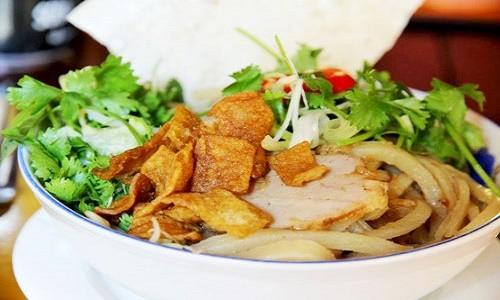 Cao Lầu – món ăn làm nên thương hiệu miền phố Hội - anh 5