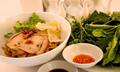 Cao Lầu – món ăn làm nên thương hiệu miền phố Hội - anh 6