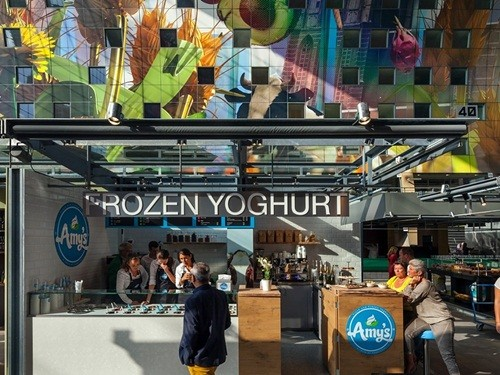 Ghé thăm chợ siêu lớn ở Rottenham, Hà Lan - anh 1