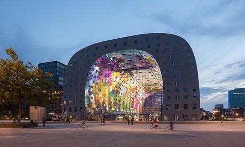 Ghé thăm chợ siêu lớn ở Rottenham, Hà Lan - anh 4