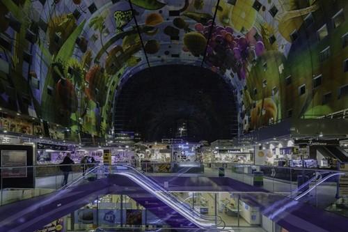 Ghé thăm chợ siêu lớn ở Rottenham, Hà Lan - anh 6