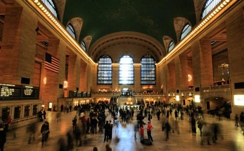 Chiêm ngưỡng những nhà ga đẹp nhất thế giới - anh 4